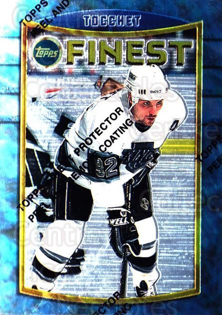 1994-95 Finest #52 Rick Tocchet<br/>6 In Stock - $1.00 each - <a href=https://centericecollectibles.foxycart.com/cart?name=1994-95%20Finest%20%2352%20Rick%20Tocchet...&quantity_max=6&price=$1.00&code=820 class=foxycart> Buy it now! </a>