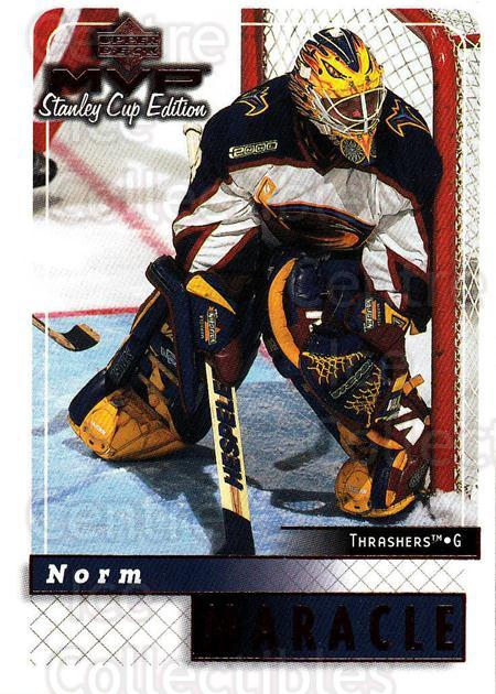 1999-00 Upper Deck MVP SC Edition #10 Norm Maracle<br/>1 In Stock - $1.00 each - <a href=https://centericecollectibles.foxycart.com/cart?name=1999-00%20Upper%20Deck%20MVP%20SC%20Edition%20%2310%20Norm%20Maracle...&quantity_max=1&price=$1.00&code=82222 class=foxycart> Buy it now! </a>