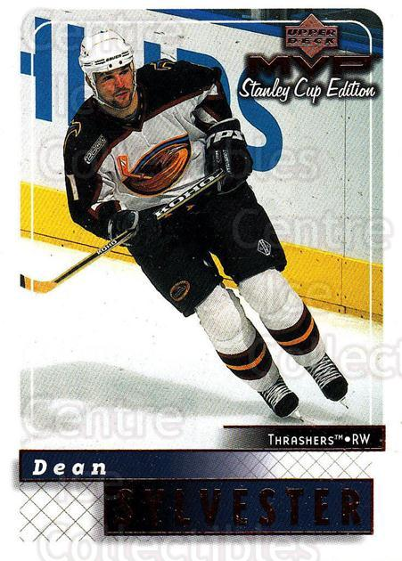 1999-00 Upper Deck MVP SC Edition #11 Dean Sylvester<br/>4 In Stock - $1.00 each - <a href=https://centericecollectibles.foxycart.com/cart?name=1999-00%20Upper%20Deck%20MVP%20SC%20Edition%20%2311%20Dean%20Sylvester...&quantity_max=4&price=$1.00&code=82233 class=foxycart> Buy it now! </a>