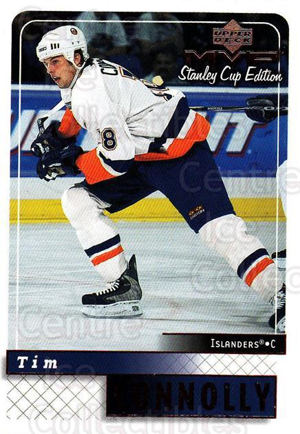 1999-00 Upper Deck MVP SC Edition #111 Tim Connolly<br/>4 In Stock - $1.00 each - <a href=https://centericecollectibles.foxycart.com/cart?name=1999-00%20Upper%20Deck%20MVP%20SC%20Edition%20%23111%20Tim%20Connolly...&quantity_max=4&price=$1.00&code=82235 class=foxycart> Buy it now! </a>