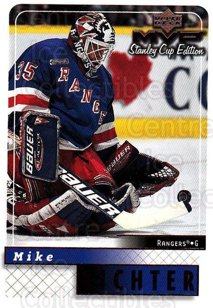 1999-00 Upper Deck MVP SC Edition #118 Mike Richter<br/>3 In Stock - $1.00 each - <a href=https://centericecollectibles.foxycart.com/cart?name=1999-00%20Upper%20Deck%20MVP%20SC%20Edition%20%23118%20Mike%20Richter...&quantity_max=3&price=$1.00&code=82242 class=foxycart> Buy it now! </a>