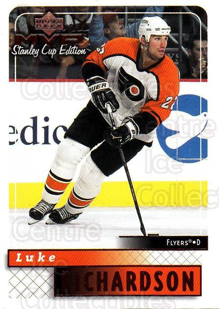 1999-00 Upper Deck MVP SC Edition #138 Luke Richardson<br/>4 In Stock - $1.00 each - <a href=https://centericecollectibles.foxycart.com/cart?name=1999-00%20Upper%20Deck%20MVP%20SC%20Edition%20%23138%20Luke%20Richardson...&quantity_max=4&price=$1.00&code=82264 class=foxycart> Buy it now! </a>