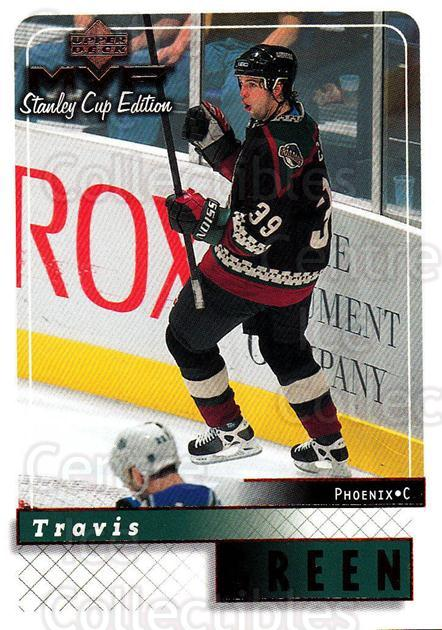 1999-00 Upper Deck MVP SC Edition #141 Travis Green<br/>4 In Stock - $1.00 each - <a href=https://centericecollectibles.foxycart.com/cart?name=1999-00%20Upper%20Deck%20MVP%20SC%20Edition%20%23141%20Travis%20Green...&quantity_max=4&price=$1.00&code=82268 class=foxycart> Buy it now! </a>