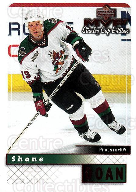 1999-00 Upper Deck MVP SC Edition #144 Shane Doan<br/>4 In Stock - $1.00 each - <a href=https://centericecollectibles.foxycart.com/cart?name=1999-00%20Upper%20Deck%20MVP%20SC%20Edition%20%23144%20Shane%20Doan...&quantity_max=4&price=$1.00&code=82271 class=foxycart> Buy it now! </a>