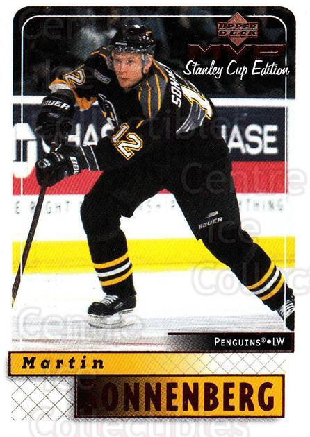 1999-00 Upper Deck MVP SC Edition #149 Martin Sonnenberg<br/>4 In Stock - $1.00 each - <a href=https://centericecollectibles.foxycart.com/cart?name=1999-00%20Upper%20Deck%20MVP%20SC%20Edition%20%23149%20Martin%20Sonnenbe...&quantity_max=4&price=$1.00&code=82276 class=foxycart> Buy it now! </a>