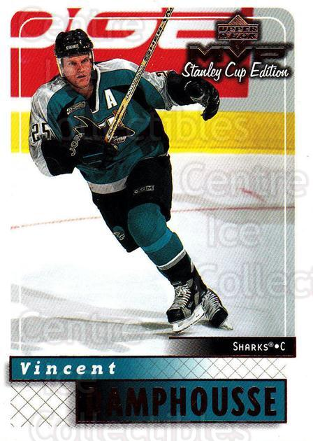 1999-00 Upper Deck MVP SC Edition #156 Vincent Damphousse<br/>4 In Stock - $1.00 each - <a href=https://centericecollectibles.foxycart.com/cart?name=1999-00%20Upper%20Deck%20MVP%20SC%20Edition%20%23156%20Vincent%20Damphou...&quantity_max=4&price=$1.00&code=82284 class=foxycart> Buy it now! </a>