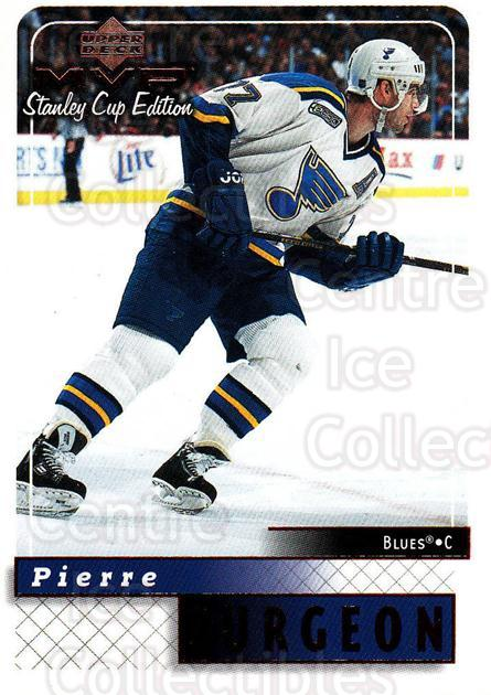 1999-00 Upper Deck MVP SC Edition #161 Pierre Turgeon<br/>4 In Stock - $1.00 each - <a href=https://centericecollectibles.foxycart.com/cart?name=1999-00%20Upper%20Deck%20MVP%20SC%20Edition%20%23161%20Pierre%20Turgeon...&quantity_max=4&price=$1.00&code=82290 class=foxycart> Buy it now! </a>