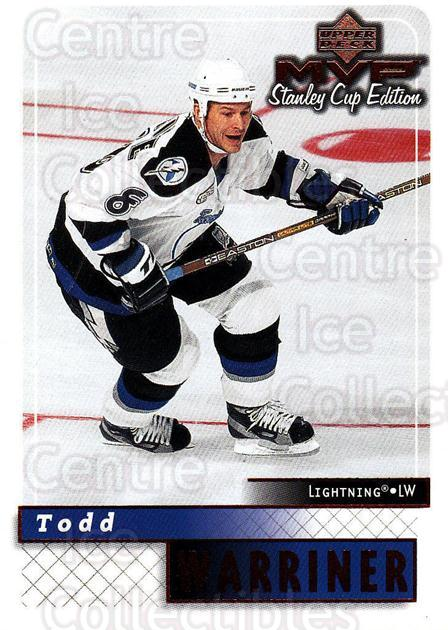 1999-00 Upper Deck MVP SC Edition #170 Todd Warriner<br/>3 In Stock - $1.00 each - <a href=https://centericecollectibles.foxycart.com/cart?name=1999-00%20Upper%20Deck%20MVP%20SC%20Edition%20%23170%20Todd%20Warriner...&quantity_max=3&price=$1.00&code=82300 class=foxycart> Buy it now! </a>