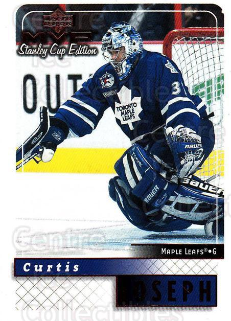 1999-00 Upper Deck MVP SC Edition #174 Curtis Joseph<br/>3 In Stock - $1.00 each - <a href=https://centericecollectibles.foxycart.com/cart?name=1999-00%20Upper%20Deck%20MVP%20SC%20Edition%20%23174%20Curtis%20Joseph...&quantity_max=3&price=$1.00&code=82304 class=foxycart> Buy it now! </a>
