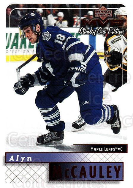 1999-00 Upper Deck MVP SC Edition #179 Alyn McCauley<br/>4 In Stock - $1.00 each - <a href=https://centericecollectibles.foxycart.com/cart?name=1999-00%20Upper%20Deck%20MVP%20SC%20Edition%20%23179%20Alyn%20McCauley...&quantity_max=4&price=$1.00&code=82309 class=foxycart> Buy it now! </a>