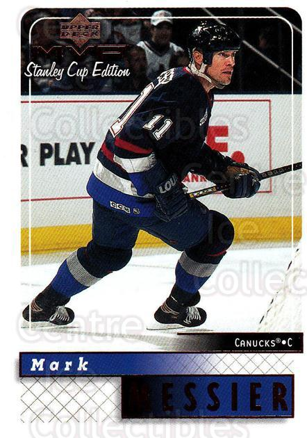 1999-00 Upper Deck MVP SC Edition #182 Mark Messier<br/>4 In Stock - $1.00 each - <a href=https://centericecollectibles.foxycart.com/cart?name=1999-00%20Upper%20Deck%20MVP%20SC%20Edition%20%23182%20Mark%20Messier...&quantity_max=4&price=$1.00&code=82313 class=foxycart> Buy it now! </a>