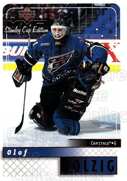 1999-00 Upper Deck MVP SC Edition #189 Olaf Kolzig<br/>4 In Stock - $1.00 each - <a href=https://centericecollectibles.foxycart.com/cart?name=1999-00%20Upper%20Deck%20MVP%20SC%20Edition%20%23189%20Olaf%20Kolzig...&quantity_max=4&price=$1.00&code=82320 class=foxycart> Buy it now! </a>