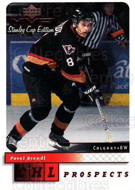 1999-00 Upper Deck MVP SC Edition #194 Pavel Brendl<br/>1 In Stock - $1.00 each - <a href=https://centericecollectibles.foxycart.com/cart?name=1999-00%20Upper%20Deck%20MVP%20SC%20Edition%20%23194%20Pavel%20Brendl...&quantity_max=1&price=$1.00&code=82326 class=foxycart> Buy it now! </a>