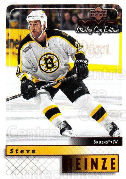 1999-00 Upper Deck MVP SC Edition #20 Steve Heinze<br/>2 In Stock - $1.00 each - <a href=https://centericecollectibles.foxycart.com/cart?name=1999-00%20Upper%20Deck%20MVP%20SC%20Edition%20%2320%20Steve%20Heinze...&quantity_max=2&price=$1.00&code=82332 class=foxycart> Buy it now! </a>