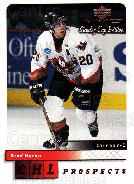 1999-00 Upper Deck MVP SC Edition #203 Brad Moran<br/>1 In Stock - $1.00 each - <a href=https://centericecollectibles.foxycart.com/cart?name=1999-00%20Upper%20Deck%20MVP%20SC%20Edition%20%23203%20Brad%20Moran...&quantity_max=1&price=$1.00&code=82335 class=foxycart> Buy it now! </a>