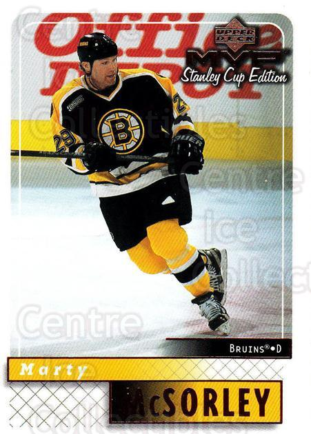 1999-00 Upper Deck MVP SC Edition #21 Marty McSorley<br/>1 In Stock - $1.00 each - <a href=https://centericecollectibles.foxycart.com/cart?name=1999-00%20Upper%20Deck%20MVP%20SC%20Edition%20%2321%20Marty%20McSorley...&quantity_max=1&price=$1.00&code=82342 class=foxycart> Buy it now! </a>