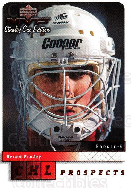 1999-00 Upper Deck MVP SC Edition #210 Brian Finley<br/>3 In Stock - $1.00 each - <a href=https://centericecollectibles.foxycart.com/cart?name=1999-00%20Upper%20Deck%20MVP%20SC%20Edition%20%23210%20Brian%20Finley...&quantity_max=3&price=$1.00&code=82343 class=foxycart> Buy it now! </a>