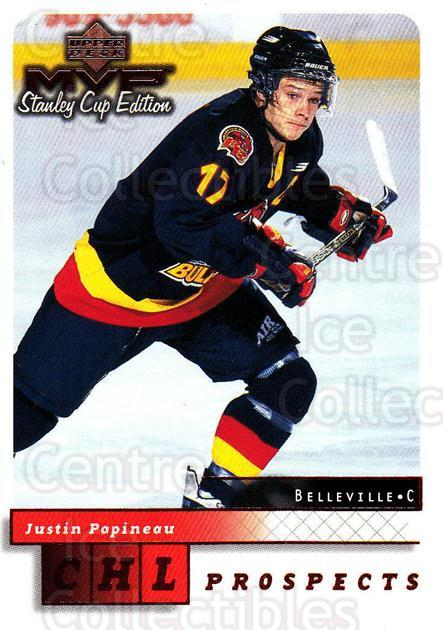 1999-00 Upper Deck MVP SC Edition #216 Justin Papineau<br/>2 In Stock - $1.00 each - <a href=https://centericecollectibles.foxycart.com/cart?name=1999-00%20Upper%20Deck%20MVP%20SC%20Edition%20%23216%20Justin%20Papineau...&quantity_max=2&price=$1.00&code=82349 class=foxycart> Buy it now! </a>