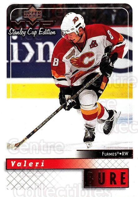 1999-00 Upper Deck MVP SC Edition #29 Valeri Bure<br/>3 In Stock - $1.00 each - <a href=https://centericecollectibles.foxycart.com/cart?name=1999-00%20Upper%20Deck%20MVP%20SC%20Edition%20%2329%20Valeri%20Bure...&quantity_max=3&price=$1.00&code=82361 class=foxycart> Buy it now! </a>