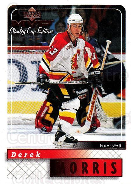 1999-00 Upper Deck MVP SC Edition #30 Derek Morris<br/>4 In Stock - $1.00 each - <a href=https://centericecollectibles.foxycart.com/cart?name=1999-00%20Upper%20Deck%20MVP%20SC%20Edition%20%2330%20Derek%20Morris...&quantity_max=4&price=$1.00&code=82363 class=foxycart> Buy it now! </a>