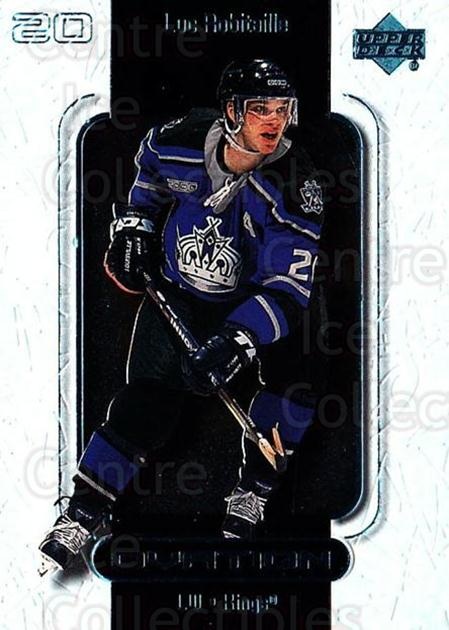 1999-00 UD Ovation #29 Luc Robitaille<br/>7 In Stock - $1.00 each - <a href=https://centericecollectibles.foxycart.com/cart?name=1999-00%20UD%20Ovation%20%2329%20Luc%20Robitaille...&quantity_max=7&price=$1.00&code=82574 class=foxycart> Buy it now! </a>