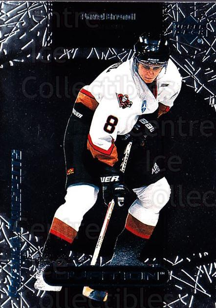 1999-00 UD Ovation #61 Pavel Brendl<br/>2 In Stock - $2.00 each - <a href=https://centericecollectibles.foxycart.com/cart?name=1999-00%20UD%20Ovation%20%2361%20Pavel%20Brendl...&quantity_max=2&price=$2.00&code=82609 class=foxycart> Buy it now! </a>
