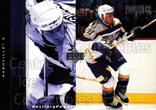 1999-00 Upper Deck PowerDeck Auxiliary #13 David Legwand<br/>6 In Stock - $1.00 each - <a href=https://centericecollectibles.foxycart.com/cart?name=1999-00%20Upper%20Deck%20PowerDeck%20Auxiliary%20%2313%20David%20Legwand...&quantity_max=6&price=$1.00&code=82640 class=foxycart> Buy it now! </a>