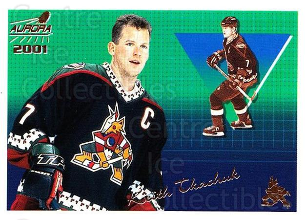 2000-01 Aurora #113 Keith Tkachuk<br/>11 In Stock - $1.00 each - <a href=https://centericecollectibles.foxycart.com/cart?name=2000-01%20Aurora%20%23113%20Keith%20Tkachuk...&quantity_max=11&price=$1.00&code=83165 class=foxycart> Buy it now! </a>