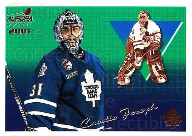 2000-01 Aurora #139 Curtis Joseph<br/>4 In Stock - $1.00 each - <a href=https://centericecollectibles.foxycart.com/cart?name=2000-01%20Aurora%20%23139%20Curtis%20Joseph...&quantity_max=4&price=$1.00&code=83193 class=foxycart> Buy it now! </a>