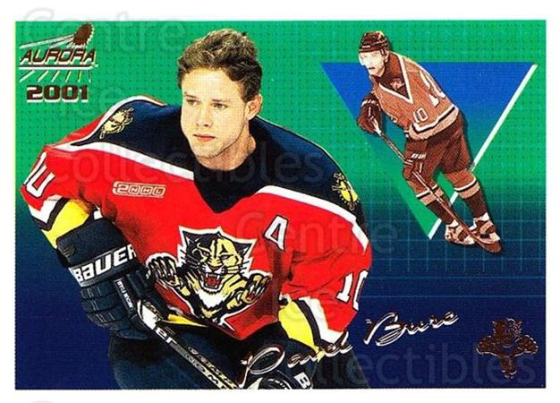 2000-01 Aurora #60 Pavel Bure<br/>5 In Stock - $1.00 each - <a href=https://centericecollectibles.foxycart.com/cart?name=2000-01%20Aurora%20%2360%20Pavel%20Bure...&quantity_max=5&price=$1.00&code=83254 class=foxycart> Buy it now! </a>