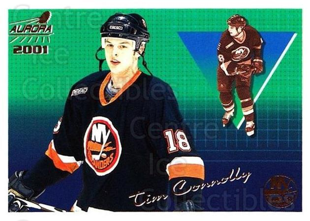 2000-01 Aurora #87 Tim Connolly<br/>8 In Stock - $1.00 each - <a href=https://centericecollectibles.foxycart.com/cart?name=2000-01%20Aurora%20%2387%20Tim%20Connolly...&quantity_max=8&price=$1.00&code=83283 class=foxycart> Buy it now! </a>