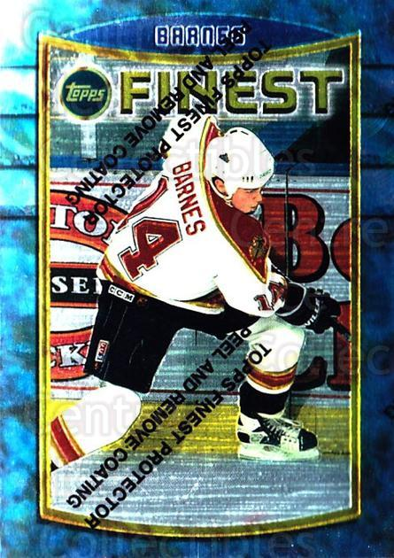 1994-95 Finest #66 Stu Barnes<br/>6 In Stock - $1.00 each - <a href=https://centericecollectibles.foxycart.com/cart?name=1994-95%20Finest%20%2366%20Stu%20Barnes...&quantity_max=6&price=$1.00&code=834 class=foxycart> Buy it now! </a>