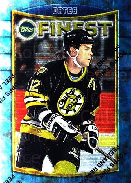 1994-95 Finest #67 Adam Oates<br/>6 In Stock - $1.00 each - <a href=https://centericecollectibles.foxycart.com/cart?name=1994-95%20Finest%20%2367%20Adam%20Oates...&quantity_max=6&price=$1.00&code=835 class=foxycart> Buy it now! </a>