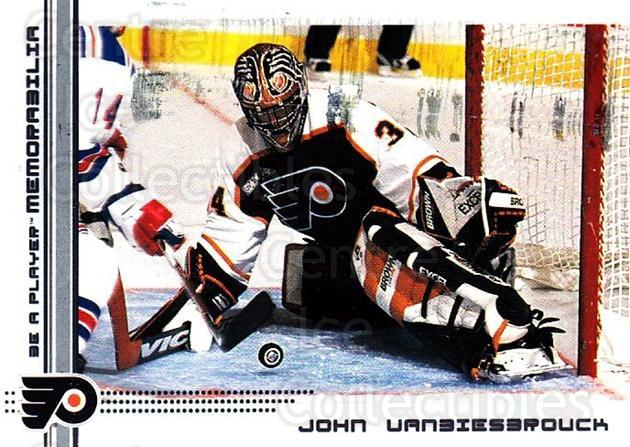 2000-01 BAP Memorabilia #101 John Vanbiesbrouck<br/>5 In Stock - $1.00 each - <a href=https://centericecollectibles.foxycart.com/cart?name=2000-01%20BAP%20Memorabilia%20%23101%20John%20Vanbiesbro...&quantity_max=5&price=$1.00&code=83683 class=foxycart> Buy it now! </a>