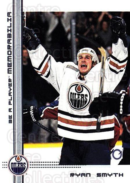 2000-01 BAP Memorabilia #113 Ryan Smyth<br/>4 In Stock - $1.00 each - <a href=https://centericecollectibles.foxycart.com/cart?name=2000-01%20BAP%20Memorabilia%20%23113%20Ryan%20Smyth...&quantity_max=4&price=$1.00&code=83694 class=foxycart> Buy it now! </a>