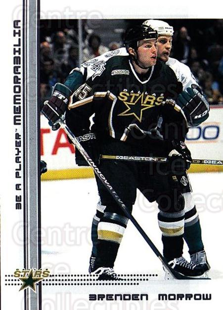 2000-01 BAP Memorabilia #196 Brenden Morrow<br/>11 In Stock - $1.00 each - <a href=https://centericecollectibles.foxycart.com/cart?name=2000-01%20BAP%20Memorabilia%20%23196%20Brenden%20Morrow...&quantity_max=11&price=$1.00&code=83777 class=foxycart> Buy it now! </a>