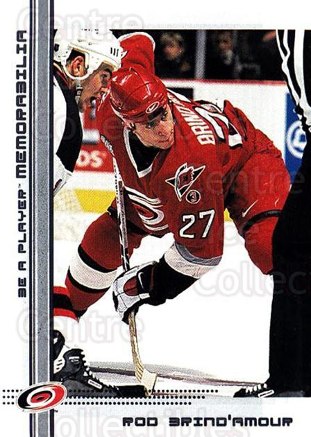 2000-01 BAP Memorabilia #200 Rod Brind'Amour<br/>4 In Stock - $1.00 each - <a href=https://centericecollectibles.foxycart.com/cart?name=2000-01%20BAP%20Memorabilia%20%23200%20Rod%20Brind'Amour...&quantity_max=4&price=$1.00&code=83783 class=foxycart> Buy it now! </a>