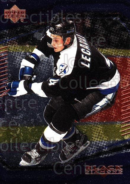 2000-01 Black Diamond #53 Vincent Lecavalier<br/>11 In Stock - $1.00 each - <a href=https://centericecollectibles.foxycart.com/cart?name=2000-01%20Black%20Diamond%20%2353%20Vincent%20Lecaval...&quantity_max=11&price=$1.00&code=84346 class=foxycart> Buy it now! </a>