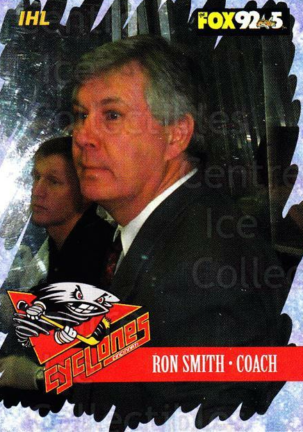 2000-01 Cincinnati Cyclones #23 Ron Smith<br/>4 In Stock - $3.00 each - <a href=https://centericecollectibles.foxycart.com/cart?name=2000-01%20Cincinnati%20Cyclones%20%2323%20Ron%20Smith...&quantity_max=4&price=$3.00&code=84402 class=foxycart> Buy it now! </a>