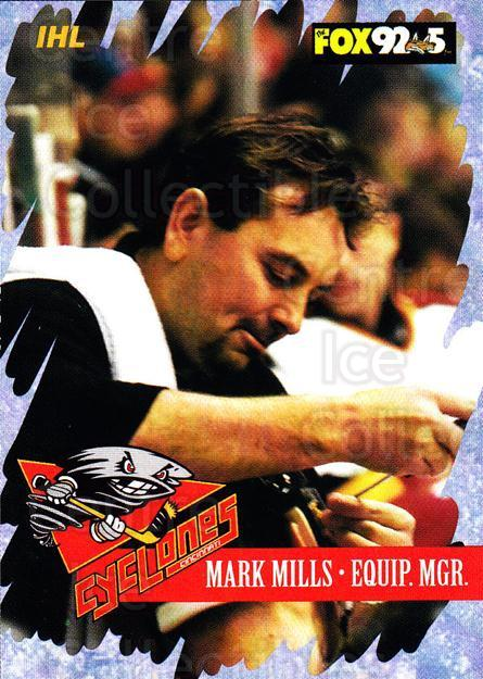 2000-01 Cincinnati Cyclones #24 Mark Mills<br/>5 In Stock - $3.00 each - <a href=https://centericecollectibles.foxycart.com/cart?name=2000-01%20Cincinnati%20Cyclones%20%2324%20Mark%20Mills...&quantity_max=5&price=$3.00&code=84403 class=foxycart> Buy it now! </a>