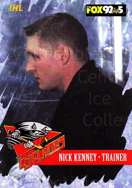 2000-01 Cincinnati Cyclones #25 Nick Kenney<br/>5 In Stock - $3.00 each - <a href=https://centericecollectibles.foxycart.com/cart?name=2000-01%20Cincinnati%20Cyclones%20%2325%20Nick%20Kenney...&quantity_max=5&price=$3.00&code=84404 class=foxycart> Buy it now! </a>