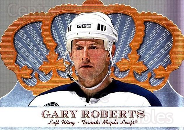 2000-01 Crown Royale #101 Gary Roberts<br/>6 In Stock - $1.00 each - <a href=https://centericecollectibles.foxycart.com/cart?name=2000-01%20Crown%20Royale%20%23101%20Gary%20Roberts...&quantity_max=6&price=$1.00&code=84611 class=foxycart> Buy it now! </a>