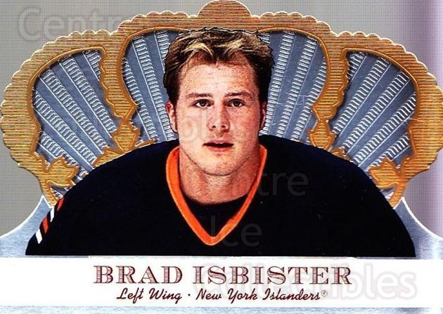 2000-01 Crown Royale #67 Brad Isbister<br/>4 In Stock - $1.00 each - <a href=https://centericecollectibles.foxycart.com/cart?name=2000-01%20Crown%20Royale%20%2367%20Brad%20Isbister...&quantity_max=4&price=$1.00&code=84692 class=foxycart> Buy it now! </a>