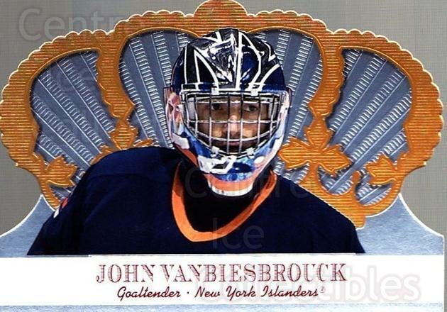 2000-01 Crown Royale #68 John Vanbiesbrouck<br/>5 In Stock - $1.00 each - <a href=https://centericecollectibles.foxycart.com/cart?name=2000-01%20Crown%20Royale%20%2368%20John%20Vanbiesbro...&quantity_max=5&price=$1.00&code=84693 class=foxycart> Buy it now! </a>