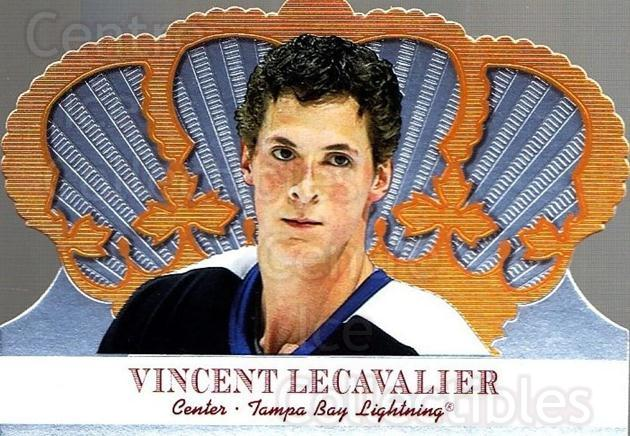 2000-01 Crown Royale #96 Vincent Lecavalier<br/>6 In Stock - $1.00 each - <a href=https://centericecollectibles.foxycart.com/cart?name=2000-01%20Crown%20Royale%20%2396%20Vincent%20Lecaval...&quantity_max=6&price=$1.00&code=84719 class=foxycart> Buy it now! </a>