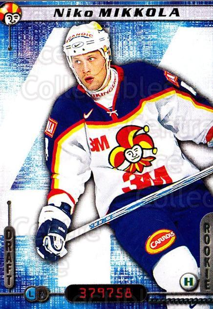 2000-01 Finnish Cardset #166 Niko Mikkola<br/>6 In Stock - $2.00 each - <a href=https://centericecollectibles.foxycart.com/cart?name=2000-01%20Finnish%20Cardset%20%23166%20Niko%20Mikkola...&price=$2.00&code=85196 class=foxycart> Buy it now! </a>
