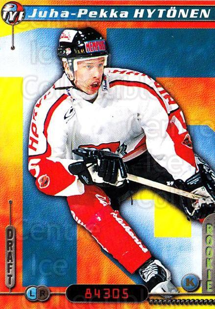 2000-01 Finnish Cardset #174 Juha-Pekka Hytonen<br/>5 In Stock - $2.00 each - <a href=https://centericecollectibles.foxycart.com/cart?name=2000-01%20Finnish%20Cardset%20%23174%20Juha-Pekka%20Hyto...&quantity_max=5&price=$2.00&code=85205 class=foxycart> Buy it now! </a>