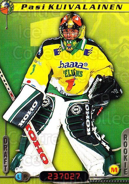 2000-01 Finnish Cardset #193 Pasi Kuivalainen<br/>5 In Stock - $2.00 each - <a href=https://centericecollectibles.foxycart.com/cart?name=2000-01%20Finnish%20Cardset%20%23193%20Pasi%20Kuivalaine...&quantity_max=5&price=$2.00&code=85226 class=foxycart> Buy it now! </a>