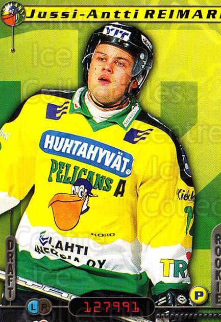 2000-01 Finnish Cardset #194 Jussi Antti<br/>7 In Stock - $2.00 each - <a href=https://centericecollectibles.foxycart.com/cart?name=2000-01%20Finnish%20Cardset%20%23194%20Jussi%20Antti...&quantity_max=7&price=$2.00&code=85227 class=foxycart> Buy it now! </a>
