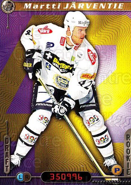 2000-01 Finnish Cardset #217 Martti Jarventie<br/>5 In Stock - $2.00 each - <a href=https://centericecollectibles.foxycart.com/cart?name=2000-01%20Finnish%20Cardset%20%23217%20Martti%20Jarventi...&quantity_max=5&price=$2.00&code=85249 class=foxycart> Buy it now! </a>